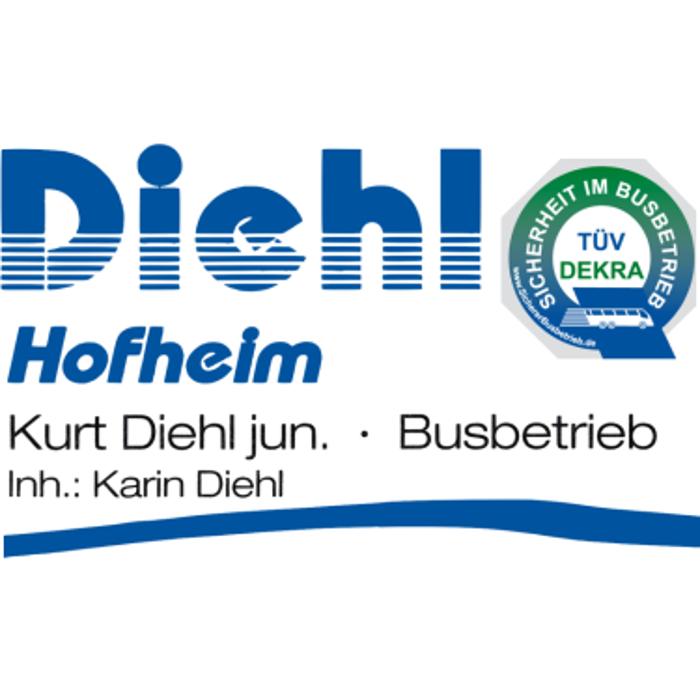 Bild zu Busbetrieb Kurt Diehl jun. Inh. Karin Diehl in Hofheim am Taunus