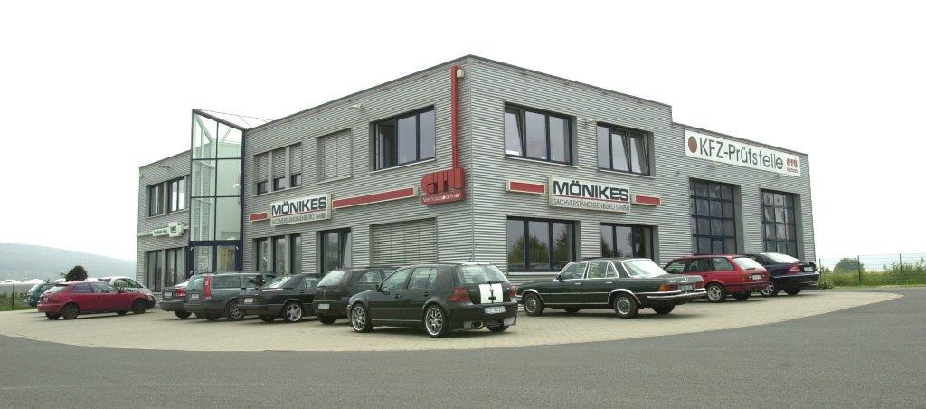 Sachverständigenbüro Mönikes GmbH