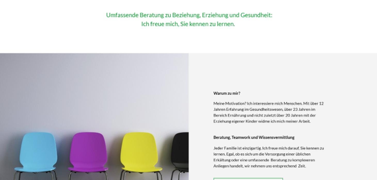 Bild zu Praxis Carolin Cremer Kinder- und Familiengesundheit in Saarbrücken