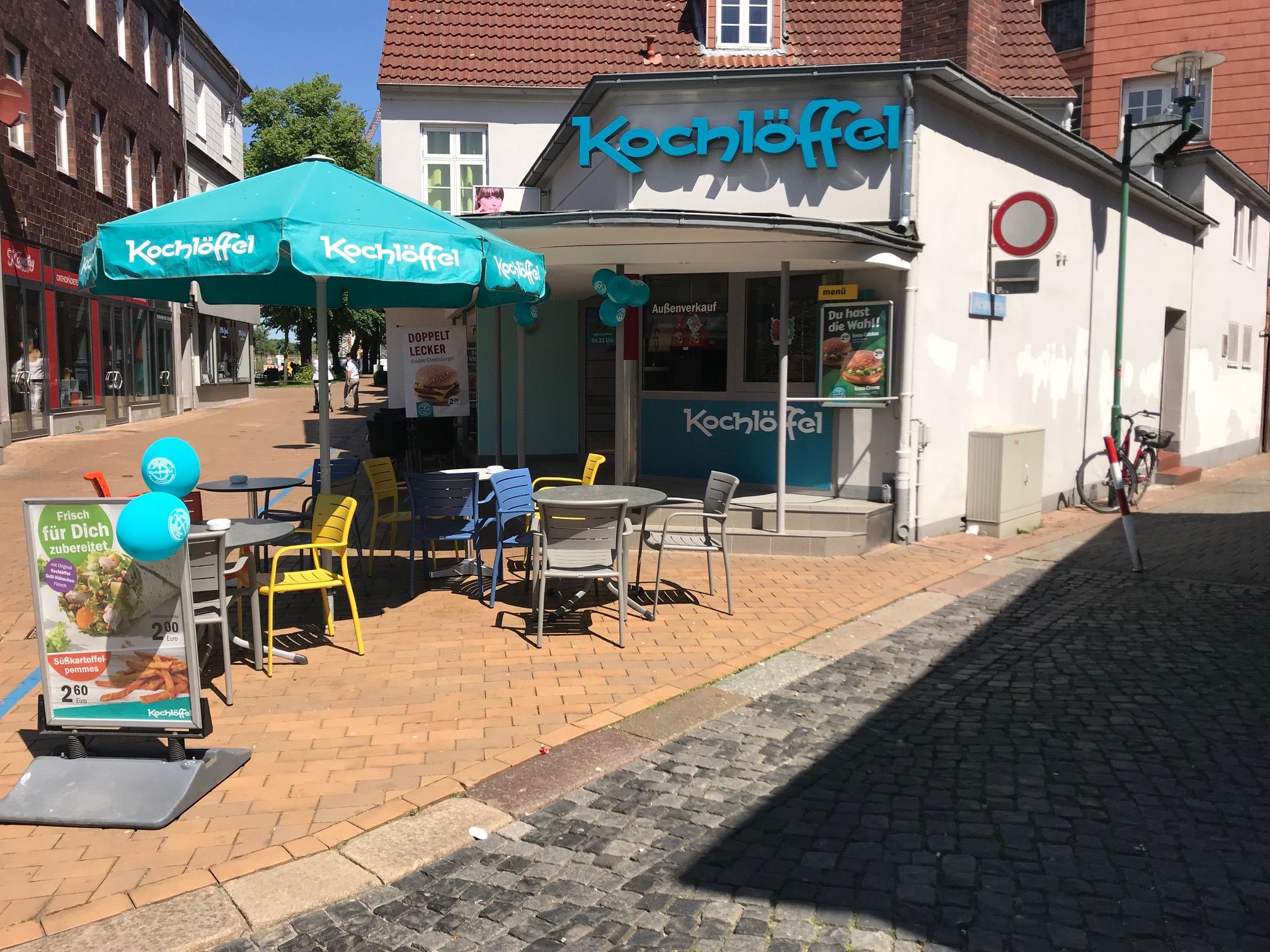 Kochlöffel Schleswig