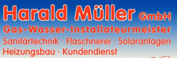 Harald Müller GmbH Gas-Wasser-Installateurmeister