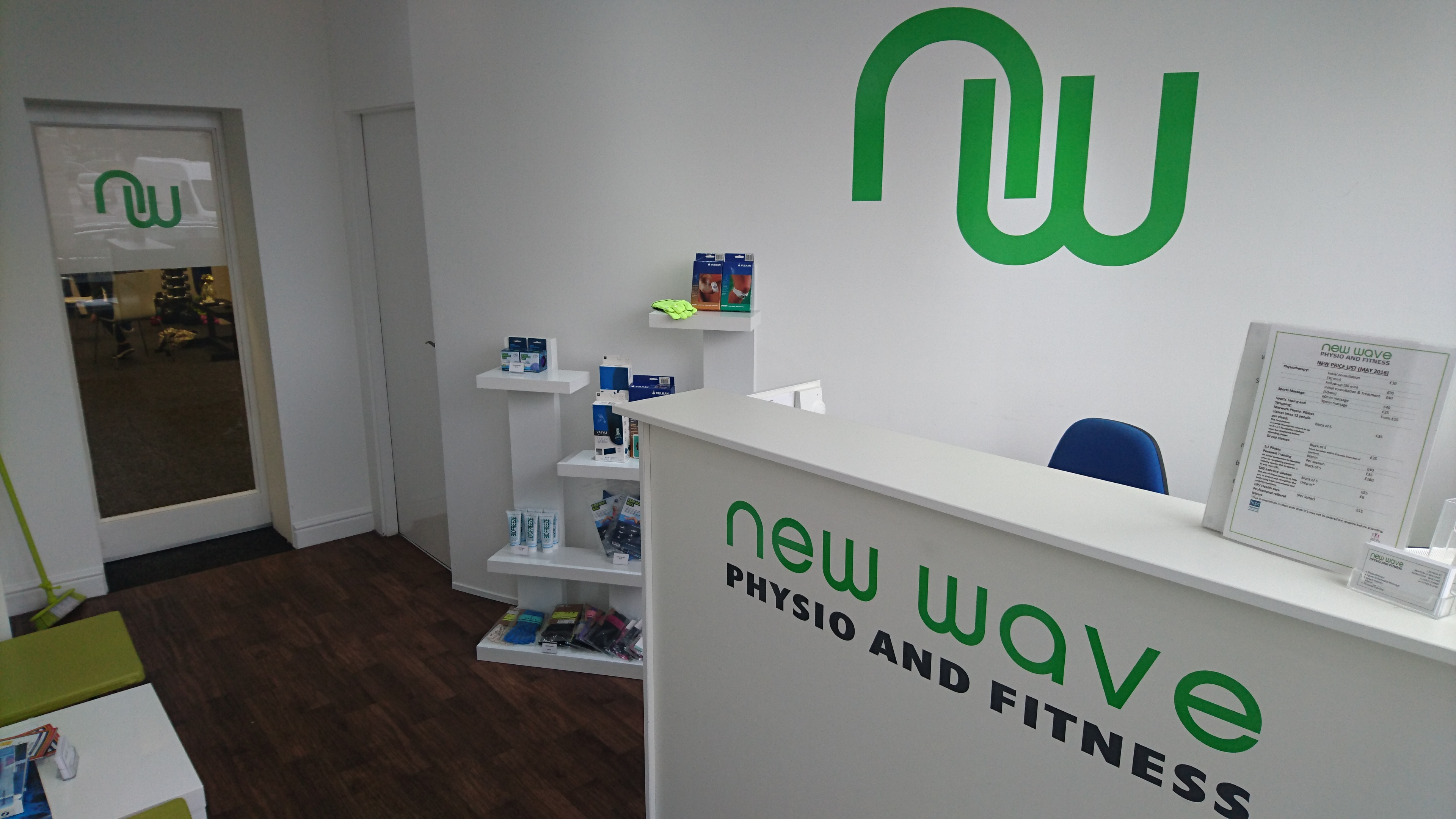 New Wave Physio and Fitness