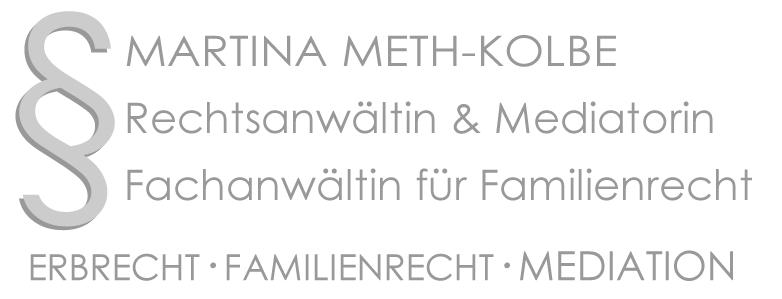 Rechtsanwältin Martina Meth-Kolbe