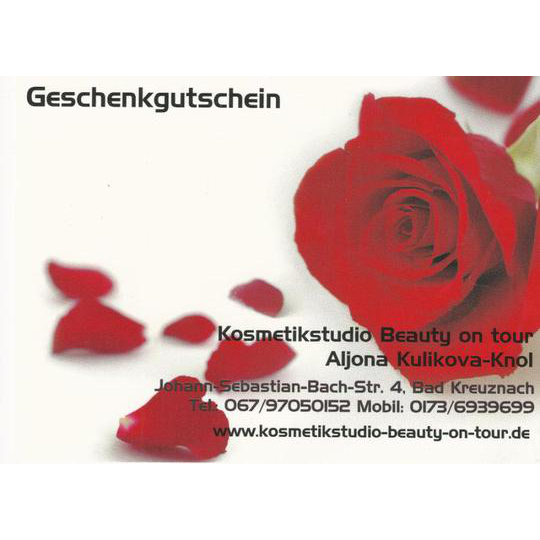 Bild zu Kosmetikstudio Beauty on tour in Bad Kreuznach