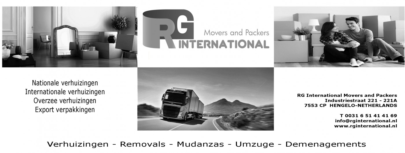 RG International Movers and Packers