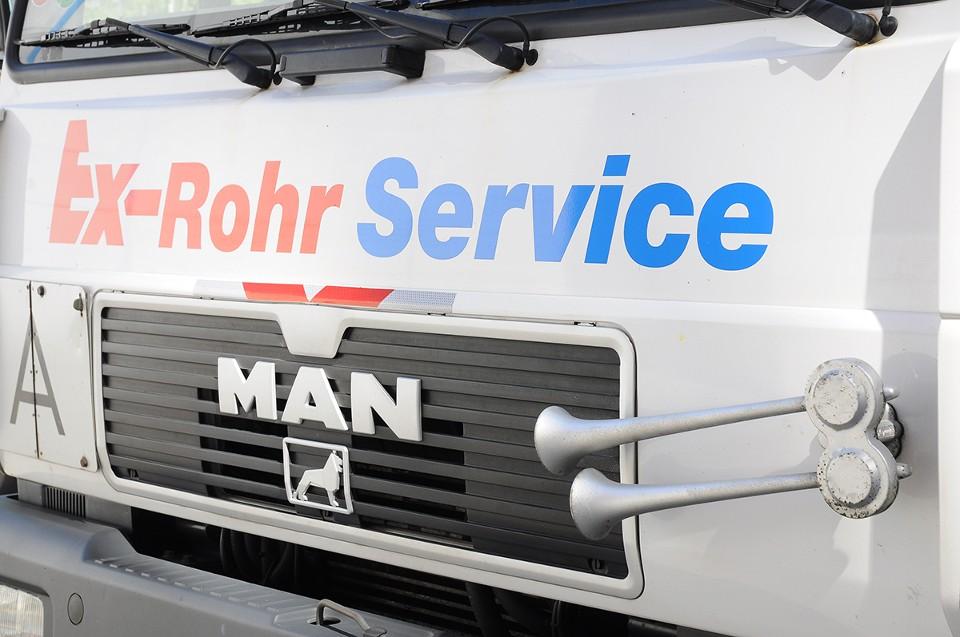 Ex-Rohr-Service-Rohrreinigung