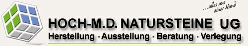 HOCH-M.D. NATURSTEINE UG
