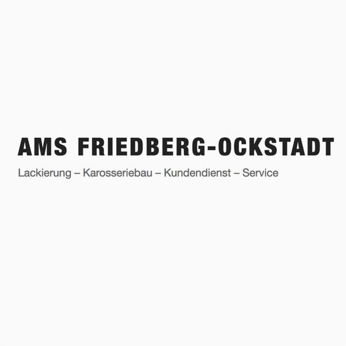 Bild zu AMS GmbH Autolackiererei in Friedberg in Hessen