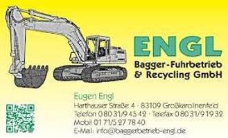 Engl Bagger - Fuhrbetrieb und Recycling GmbH