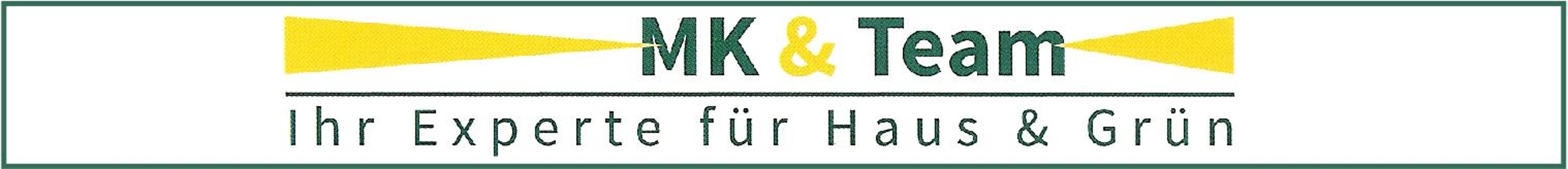 Bild zu MK & Team - Ihr Experte für Haus & Grün in Göppingen
