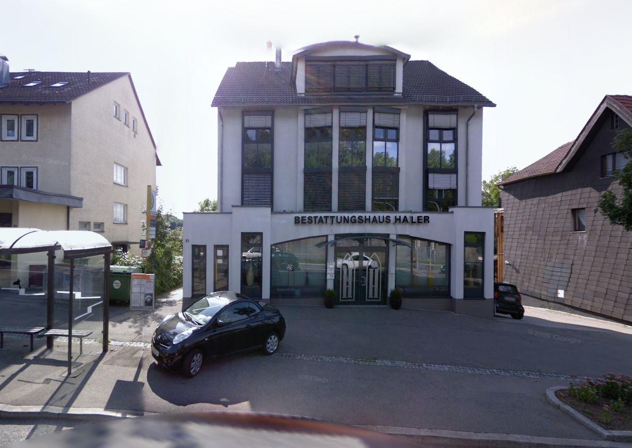Bestattungshaus Haller