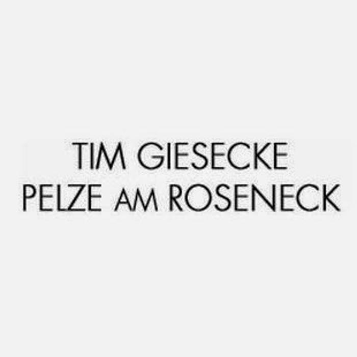 Tim Giesecke