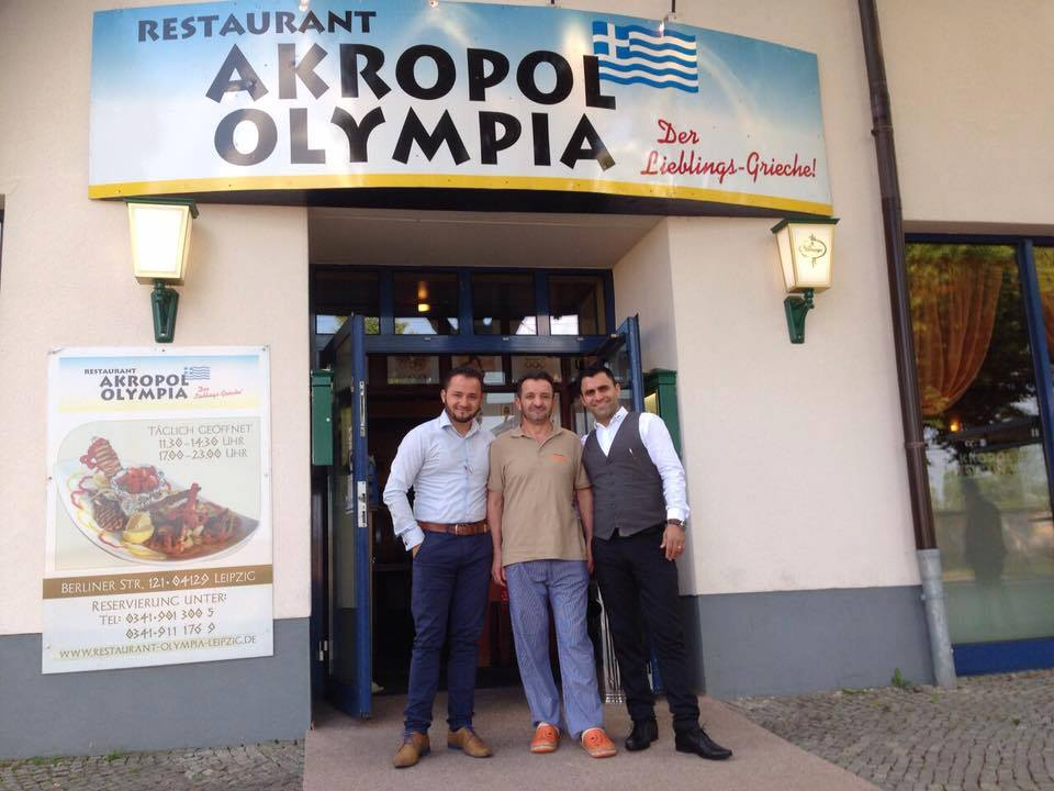 Akropol Olympia
