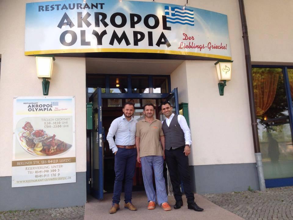 Akropol Olympia Logo