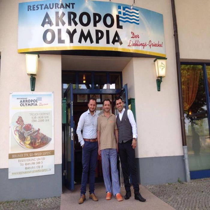 Bild zu Akropol Olympia in Leipzig