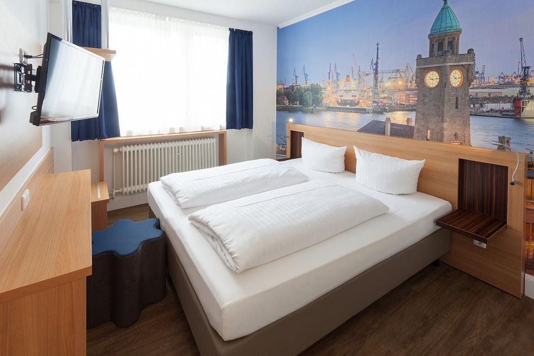 Centro Hotel Hamburg Reeperbahn