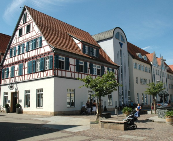 Volksbank Kirchheim-Nürtingen eG, Hauptstelle Kirchheim unter Teck