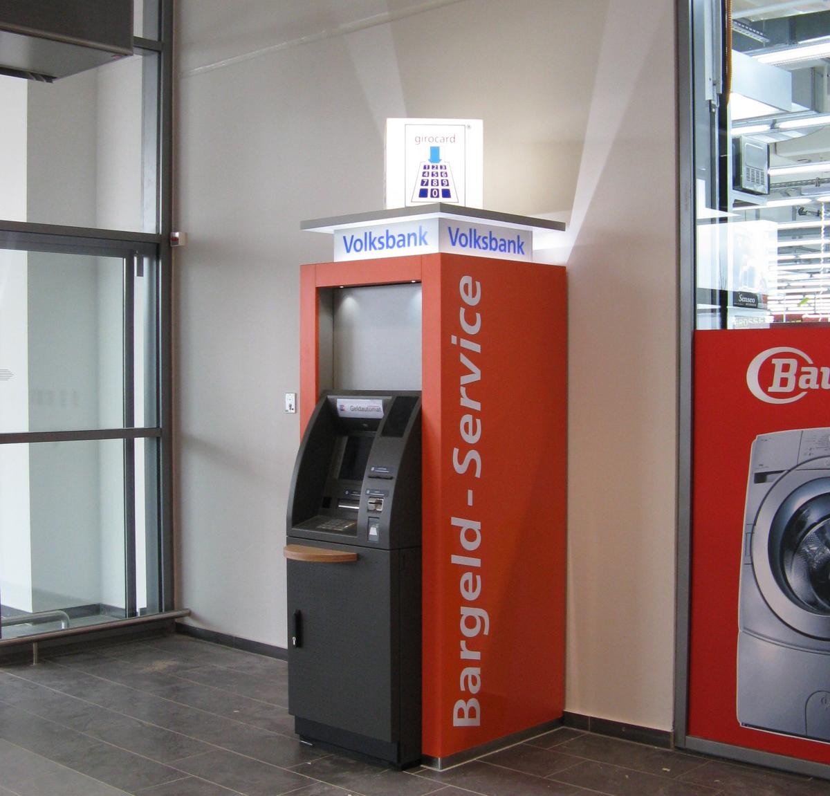 Volksbank Kirchheim-Nürtingen eG, Filiale Kirchheim-NANZ Center (SB-Stelle)