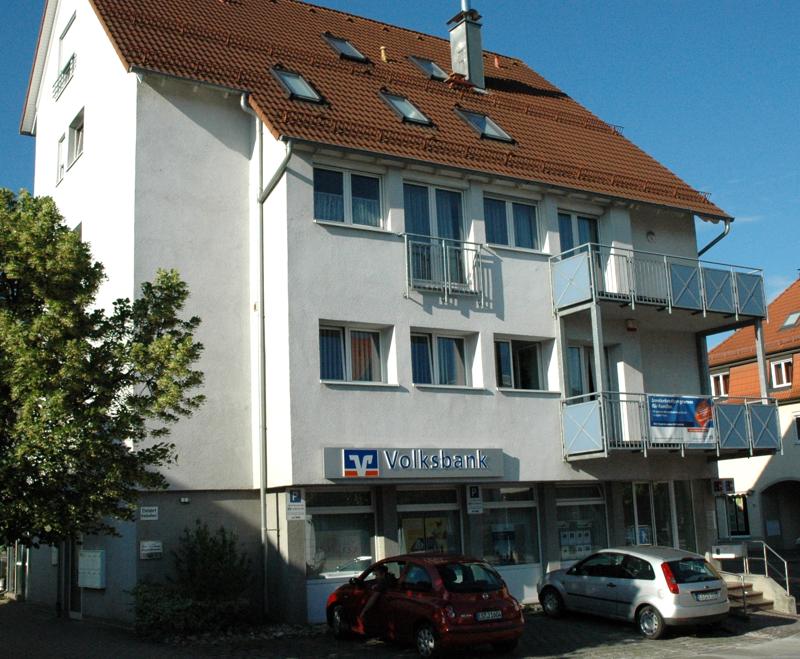 Volksbank Kirchheim-Nürtingen eG, Filiale Dettingen unter Teck
