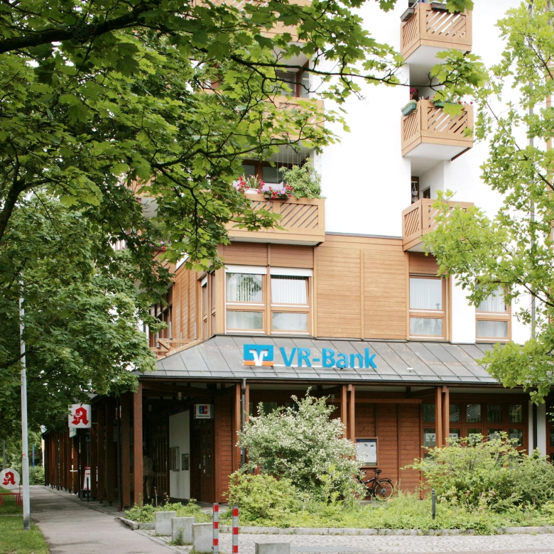 VR-Bank Passau eG, Geschäftsstelle Bad Füssing