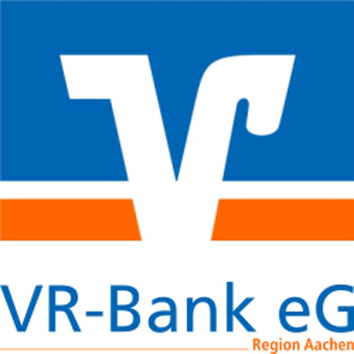 Logo von VR-Bank eG - Region Aachen, Zentrale Würselen