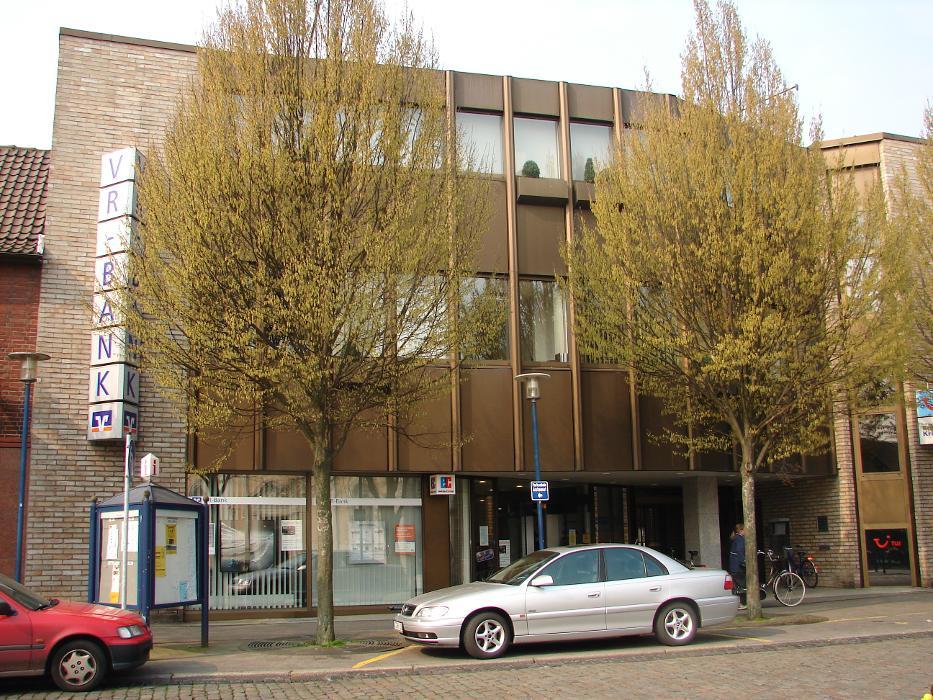 Bild der VR-Bank eG - Region Aachen, Geschäftsstelle Kohlscheid