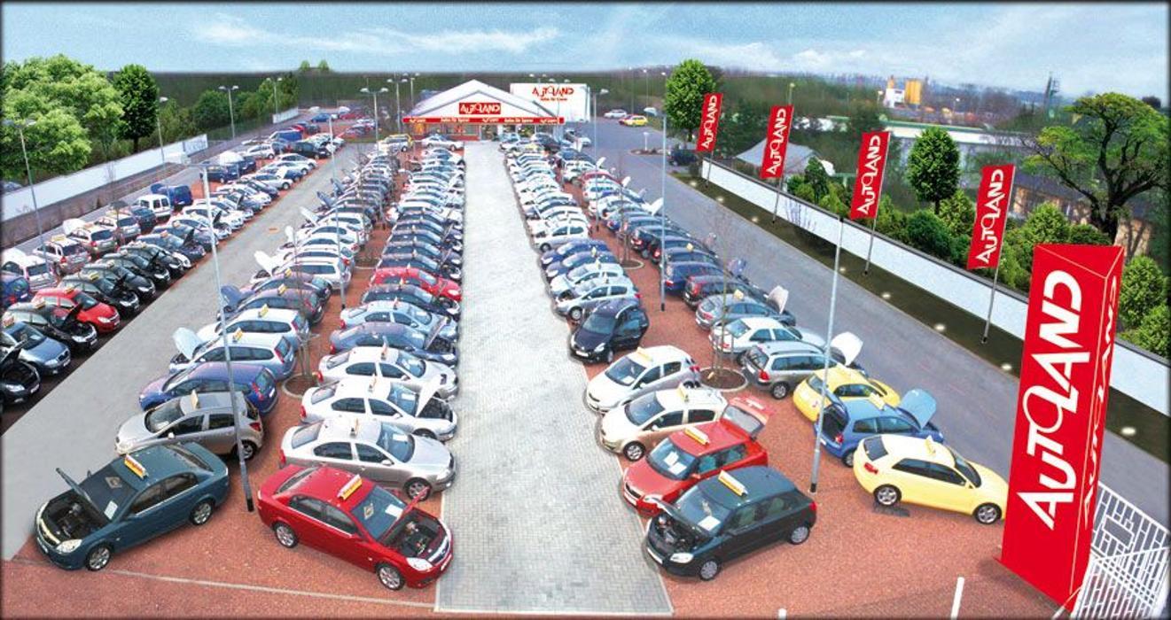 Bild der Autoland AG Niederlassung Köthen