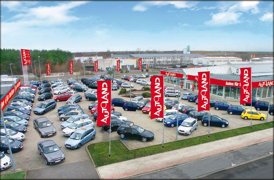 Autoland AG Niederlassung Senftenberg