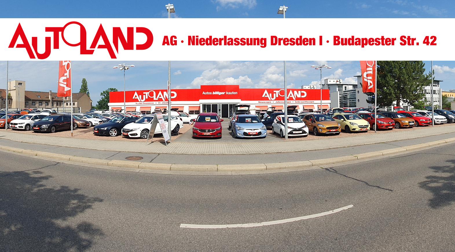 Autoland AG Niederlassung Dresden I
