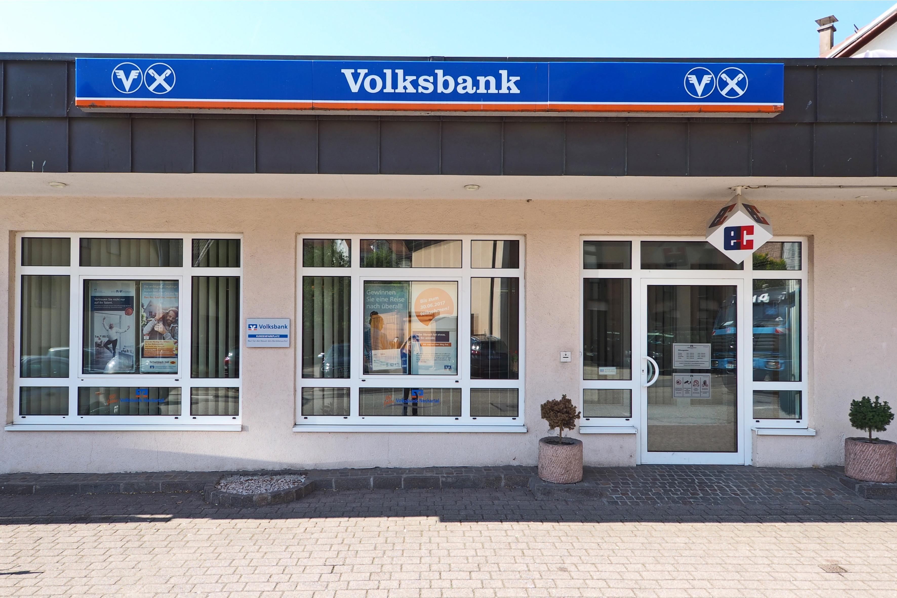 Volksbank Neckartal eG Geschäftsstelle Gauangelloch
