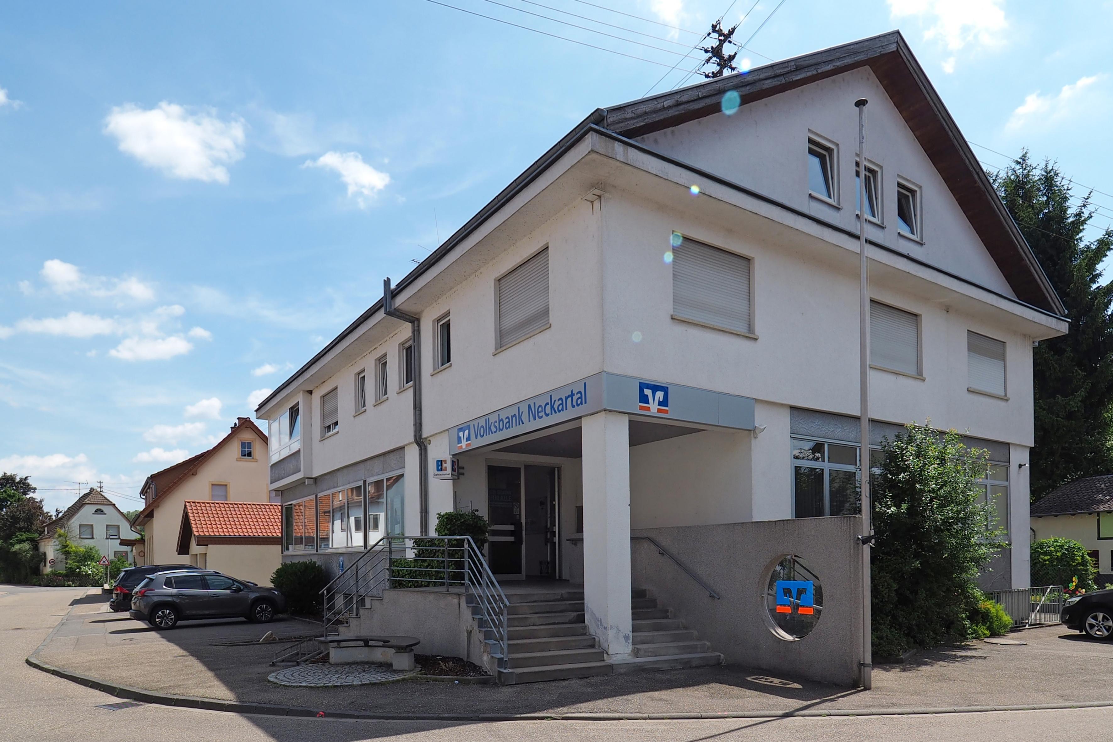 Foto de Volksbank Neckartal eG Geschäftsstelle Eschelbronn