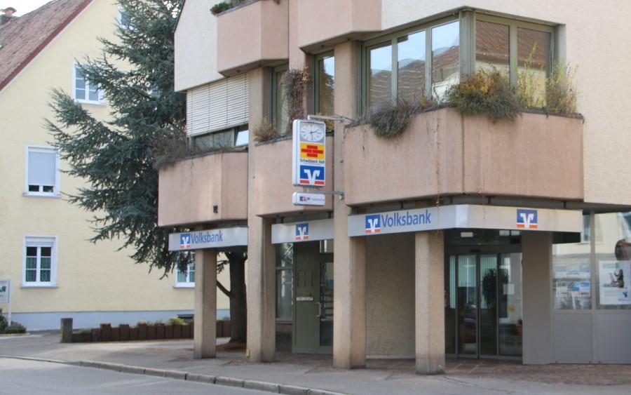 VR-Bank Donau-Mindel eG Geschäftsstelle Krumbach