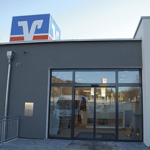 Volksbank Rhein-Nahe-Hunsrück eG, Geschäftsstelle Kirn