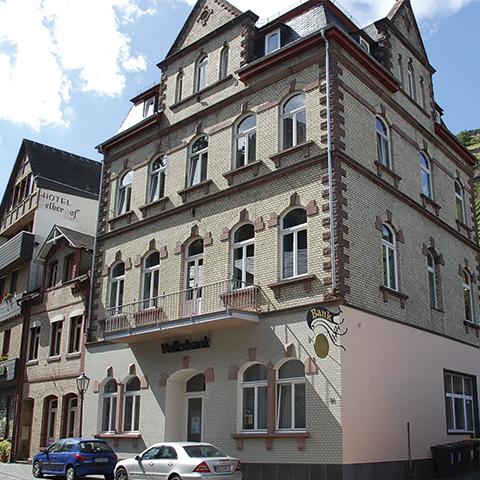 Volksbank Rhein-Nahe-Hunsrück eG, Geschäftsstelle Bacharach