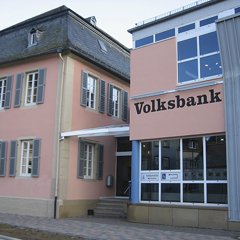 Volksbank Rhein-Nahe-Hunsrück eG, Geschäftsstelle Bad Sobernheim