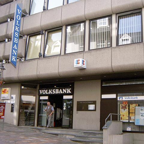 Volksbank Rhein-Nahe-Hunsrück eG, Geschäftsstelle Simmern