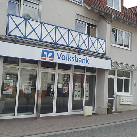 Volksbank Rhein-Nahe-Hunsrück eG, Geschäftsstelle Wallhausen