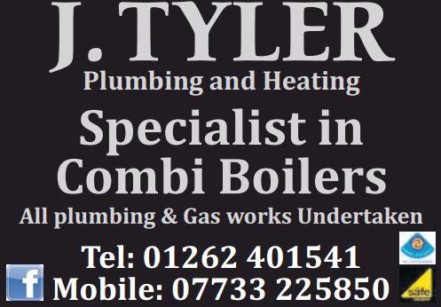 J Tyler Plumbing & Heating - Bridlington, West Yorkshire YO16 4HX - 01262 401541 | ShowMeLocal.com