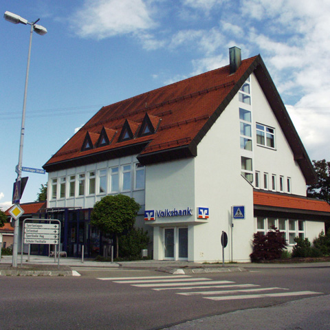 Volksbank Hohenzollern-Balingen eG, Geldautomat Rosenfeld
