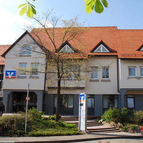 Volksbank Hohenzollern-Balingen eG, Geldautomat Haigerloch