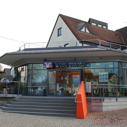 Volksbank Hohenzollern-Balingen eG, Geldautomat Bisingen