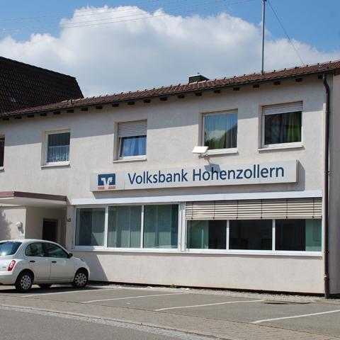 Volksbank Hohenzollern-Balingen eG, Geldautomat Owingen