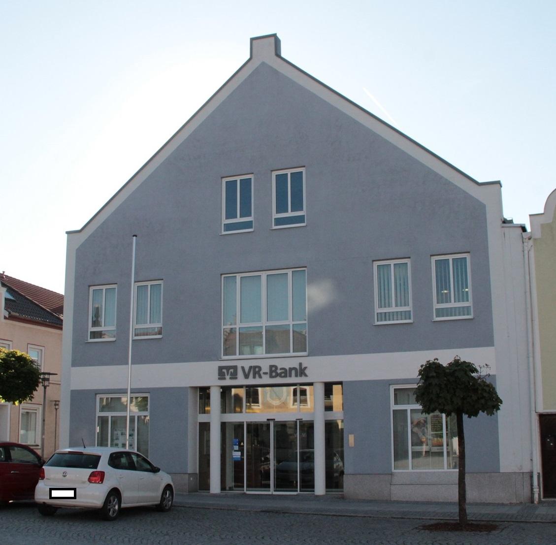 VR-Bank Rottal-Inn eG Geschäftsstelle Gangkofen