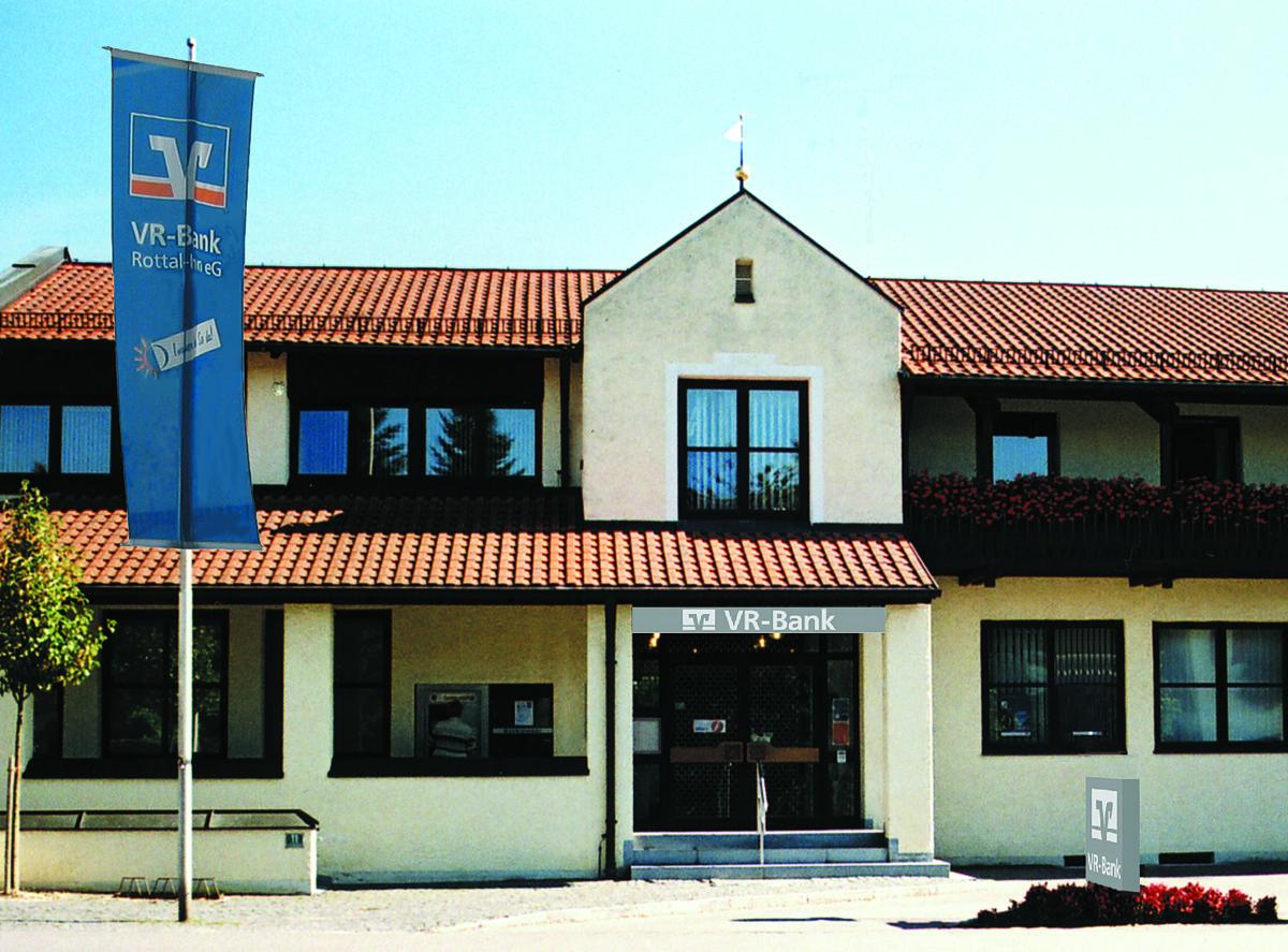 VR-Bank Rottal-Inn eG Geschäftsstelle Bad Birnbach