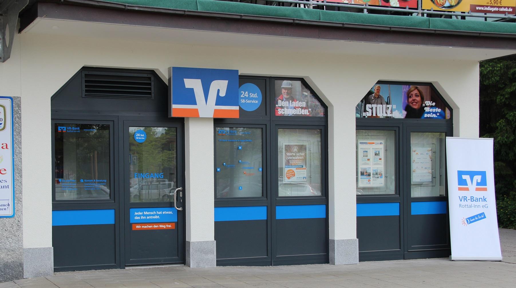 VR-Bank Rottal-Inn eG Selbstbedienungsgeschäftsstelle Eggenfelden