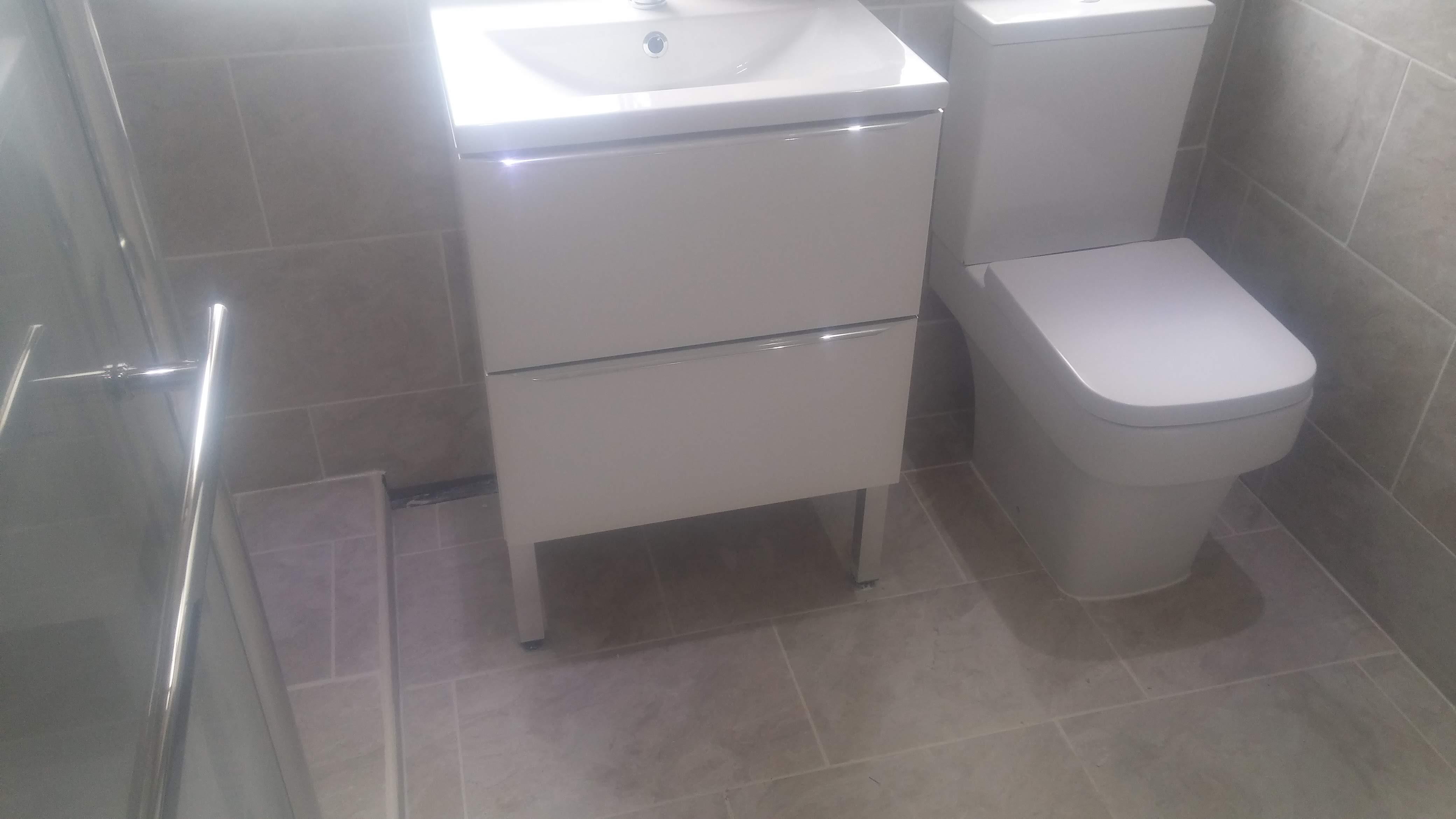 Concept Bathroom Design