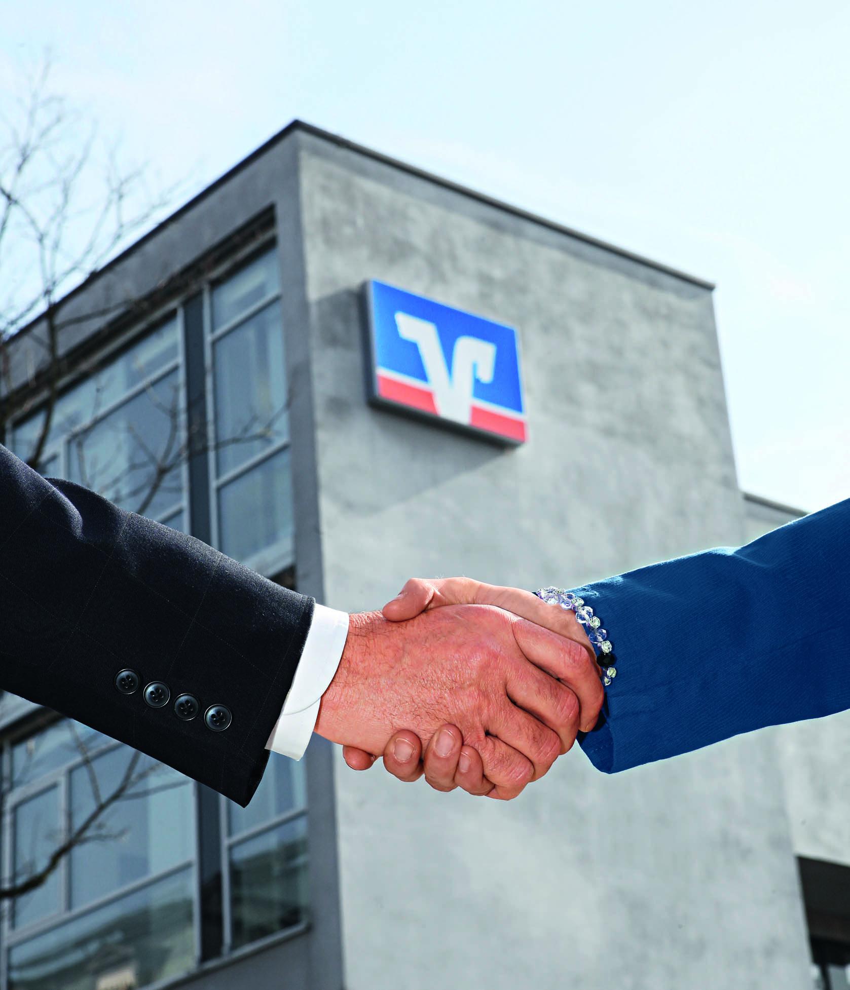 Volksbank Ermstal-Alb eG, Geschäftsstelle Bernloch