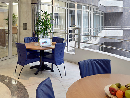 Regus - Brussels Central Station