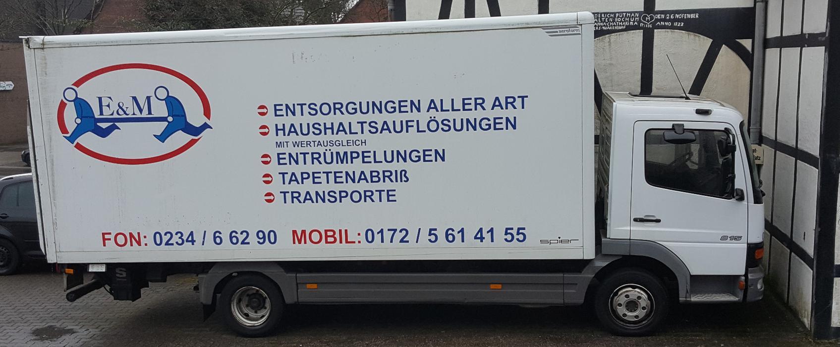 Bild zu Haushaltsauflösungen - Bochum in Bochum