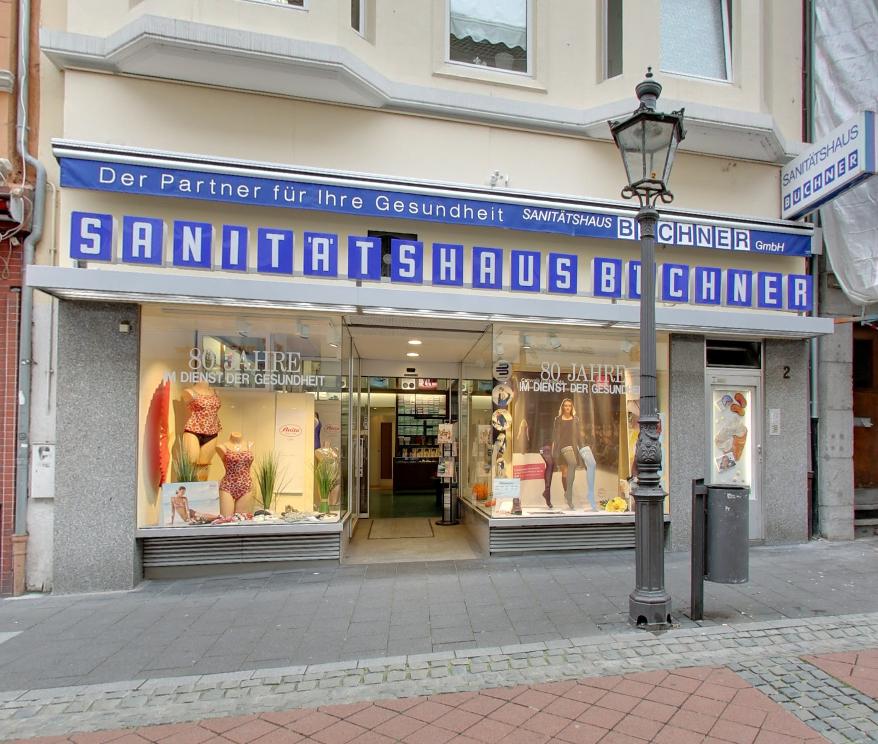 Sanitätshaus Büchner GmbH
